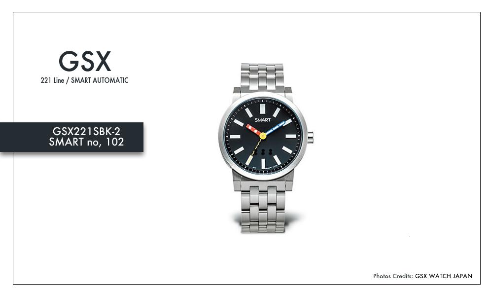 GSX SMART 102 photo
