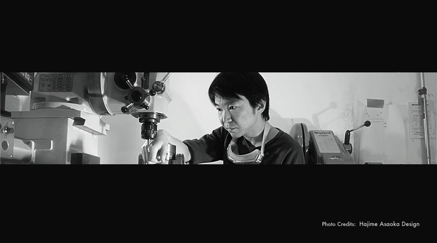 Hajime Asaoka Workshop