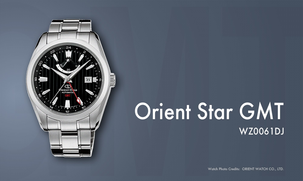 Orient Star GMT WZ0061DJ